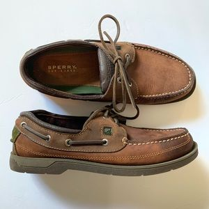 Sperry Topsiders | Men's slip on boat shoes, 9.5